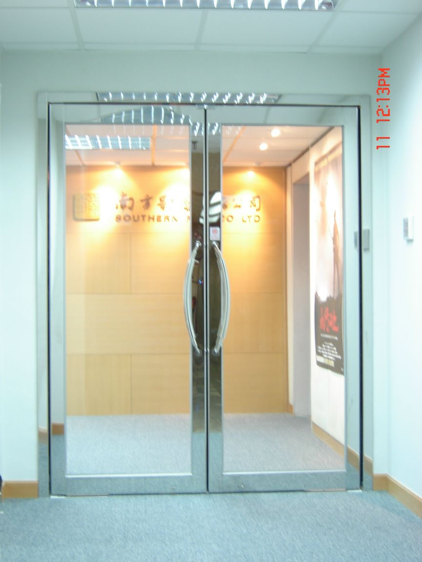 Fire Rated Glass Door System Project Thermosafe Page 6 Joint Billion Fire Door